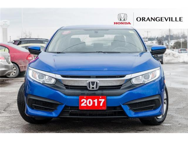 2017 Honda Civic LX (Stk: U3093) in Orangeville - Image 2 of 19