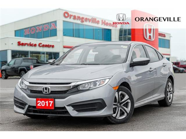 2017 Honda Civic LX (Stk: U3103) in Orangeville - Image 1 of 19