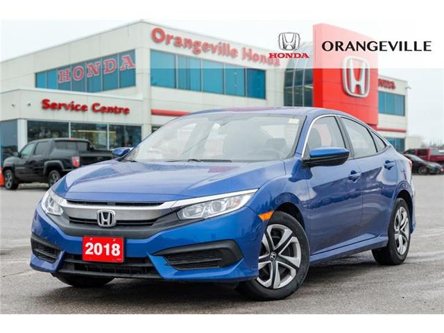 2018 Honda Civic LX (Stk: U3105) in Orangeville - Image 1 of 19