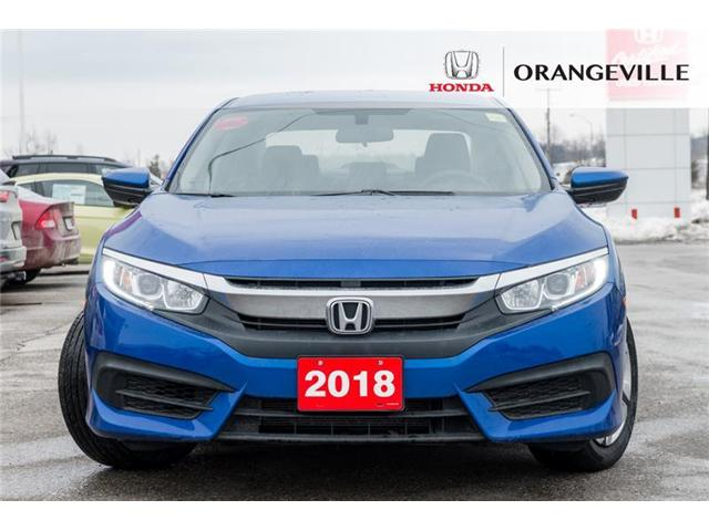 2018 Honda Civic LX (Stk: U3105) in Orangeville - Image 2 of 19