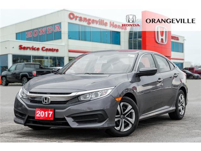 2017 Honda Civic LX (Stk: U3106) in Orangeville - Image 1 of 19