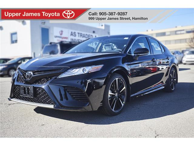 2019 Toyota Camry XSE (Stk: 190395) in Hamilton - Image 1 of 13