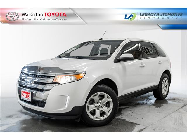 2013 Ford Edge SEL (Stk: 19183A) in Walkerton - Image 1 of 21