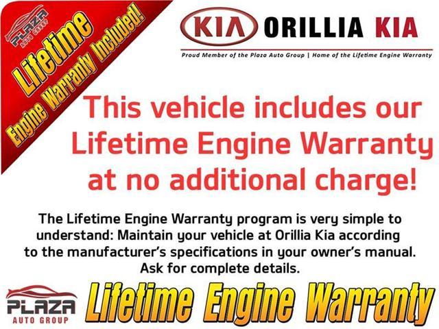 2017 Kia Forte EX+ (Stk: DK2081) in Orillia - Image 2 of 2