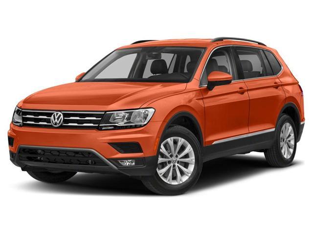 2019 Volkswagen Tiguan Comfortline (Stk: V4120) in Newmarket - Image 1 of 9