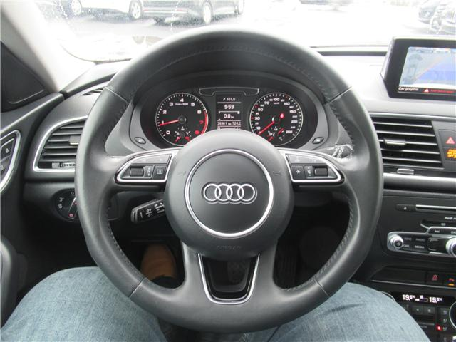 2018 Audi Q3 2.0T Progressiv (Stk: 006845) in Dartmouth - Image 15 of 28