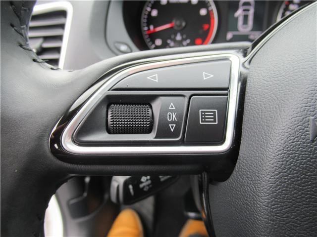 2018 Audi Q3 2.0T Progressiv (Stk: 006845) in Dartmouth - Image 16 of 28