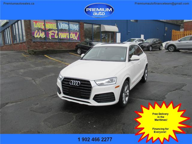 2018 Audi Q3 2.0T Progressiv (Stk: 006845) in Dartmouth - Image 1 of 28