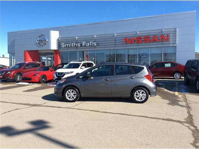 2018 Nissan Versa Note 1.6 SV (Stk: 18-336) in Smiths Falls - Image 1 of 13