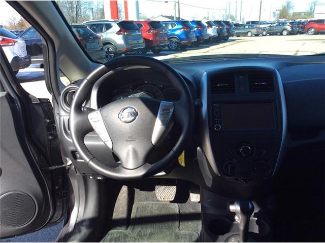 2018 Nissan Versa Note 1.6 SV (Stk: 18-336) in Smiths Falls - Image 7 of 13