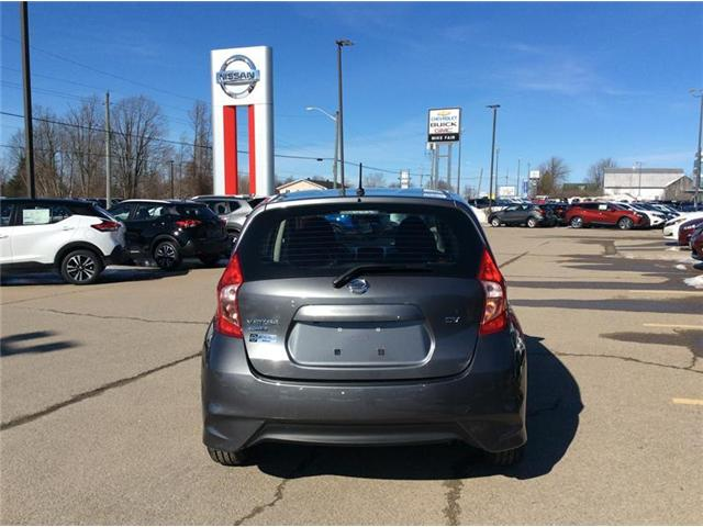 2018 Nissan Versa Note 1.6 SV (Stk: 18-336) in Smiths Falls - Image 9 of 13