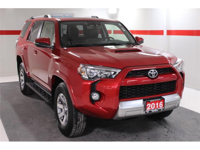 2016 Toyota 4Runner SR5 (Stk: 297623S) in Markham - Image 2 of 26