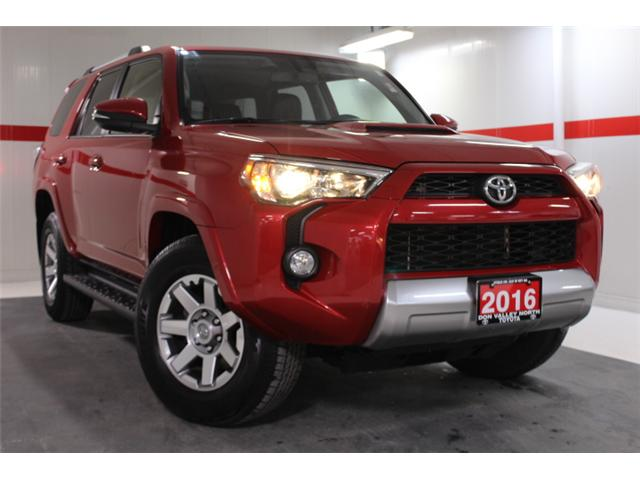 2016 Toyota 4Runner SR5 (Stk: 297623S) in Markham - Image 1 of 26
