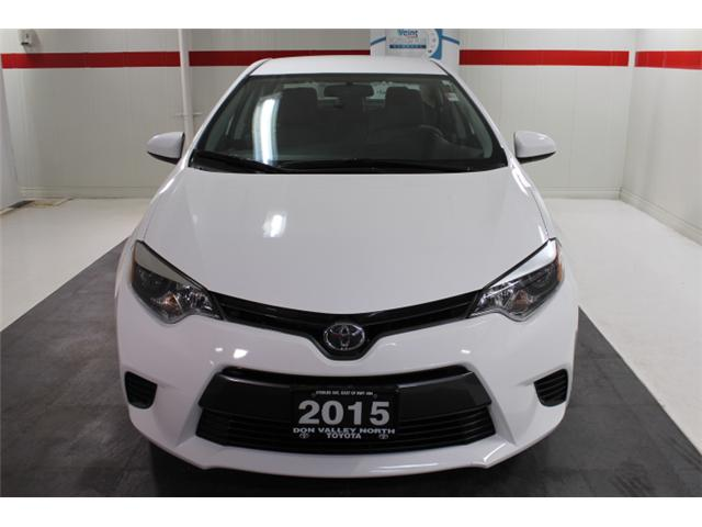 2015 Toyota Corolla LE (Stk: 297553S) in Markham - Image 3 of 24