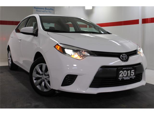 2015 Toyota Corolla LE (Stk: 297553S) in Markham - Image 1 of 24