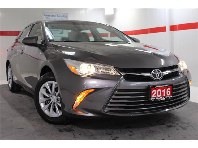2016 Toyota Camry LE (Stk: 297603S) in Markham - Image 1 of 24