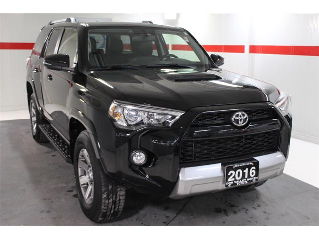 2016 Toyota 4Runner SR5 (Stk: 297580S) in Markham - Image 2 of 27