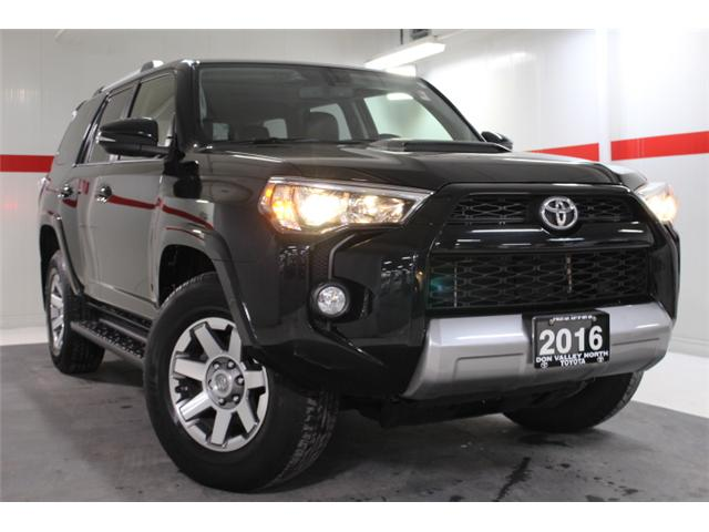 2016 Toyota 4Runner SR5 (Stk: 297580S) in Markham - Image 1 of 27