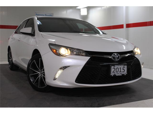 2015 Toyota Camry XSE (Stk: 297531S) in Markham - Image 1 of 27