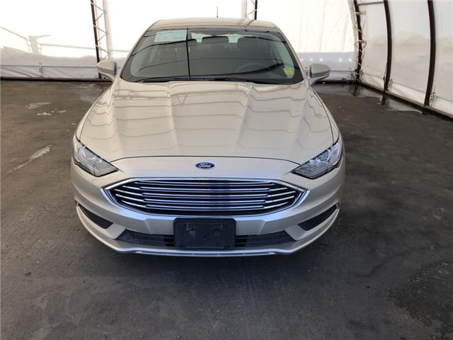 2017 Ford Fusion SE (Stk: IU1375R) in Thunder Bay - Image 2 of 11