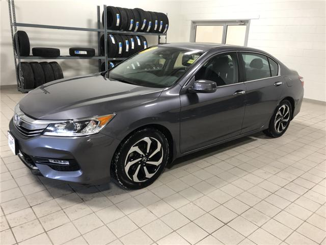 2016 Honda Accord EX-L (Stk: 16513A) in Steinbach - Image 1 of 11
