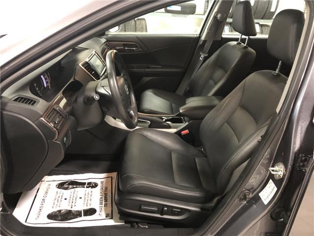 2016 Honda Accord EX-L (Stk: 16513A) in Steinbach - Image 5 of 11