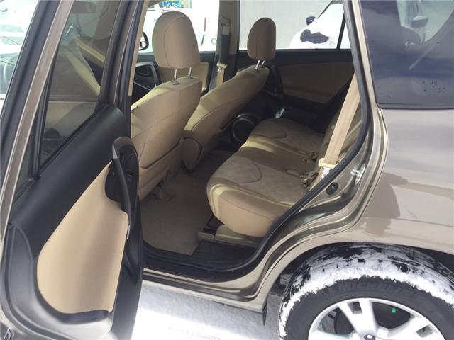 2011 Toyota RAV4 Sport V6 (Stk: 1852) in Garson - Image 6 of 8