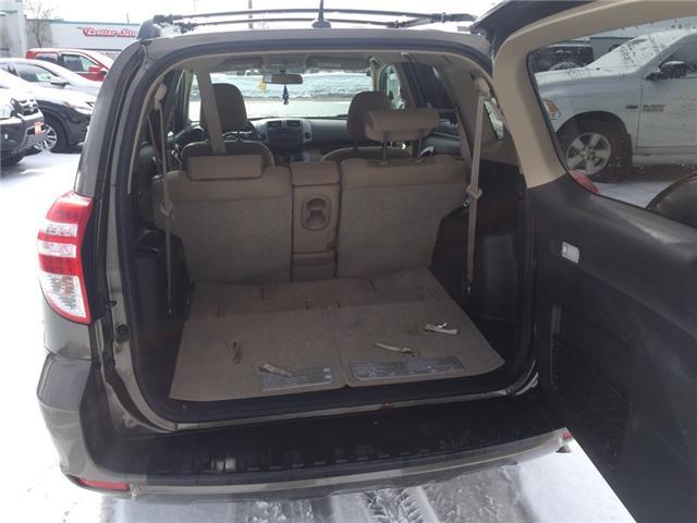 2011 Toyota RAV4 Sport V6 (Stk: 1852) in Garson - Image 7 of 8