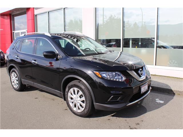 2016 Nissan Rogue S (Stk: 9R1965A) in Nanaimo - Image 1 of 8