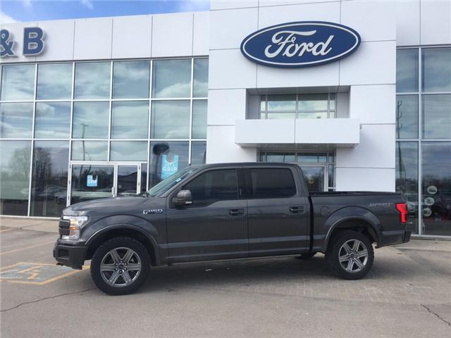 2018 Ford F-150 Lariat (Stk: P6014) in Perth - Image 1 of 12