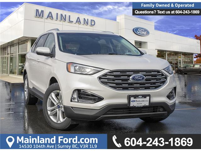 2019 Ford Edge SEL (Stk: 9ED8442) in Surrey - Image 1 of 28