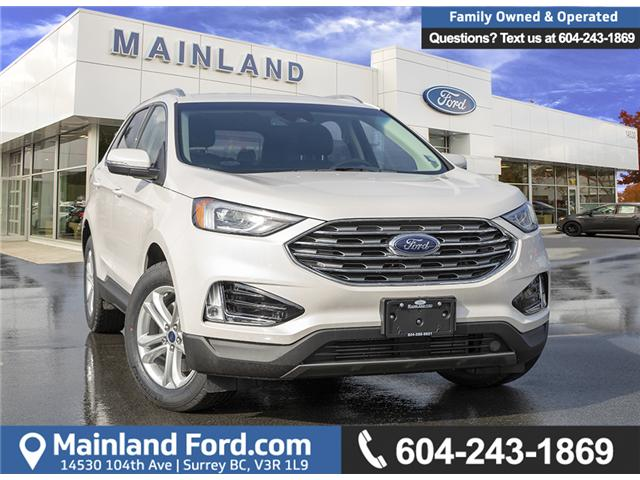2019 Ford Edge SEL (Stk: 9ED4722) in Surrey - Image 1 of 28