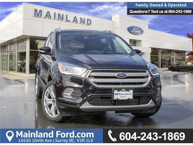 2019 Ford Escape Titanium (Stk: 9ES5939) in Vancouver - Image 1 of 27
