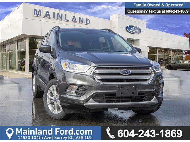 2019 Ford Escape SEL (Stk: 9ES7215) in Surrey - Image 1 of 28