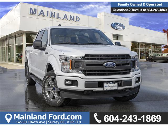 2019 Ford F-150 XLT (Stk: 9F19249) in Vancouver - Image 1 of 30