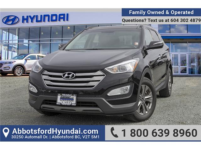 2016 Hyundai Santa Fe Sport 2.4 Luxury (Stk: AH8809) in Abbotsford - Image 1 of 25
