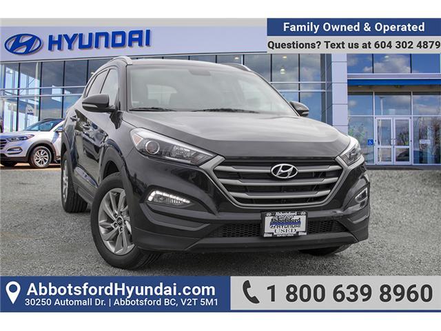 2016 Hyundai Tucson Premium (Stk: JF289687A) in Abbotsford - Image 1 of 28