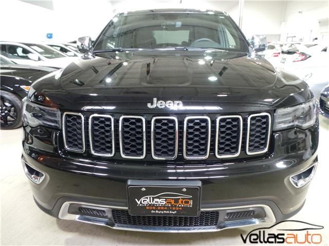 2018 Jeep Grand Cherokee Limited (Stk: NP7627) in Vaughan - Image 2 of 26