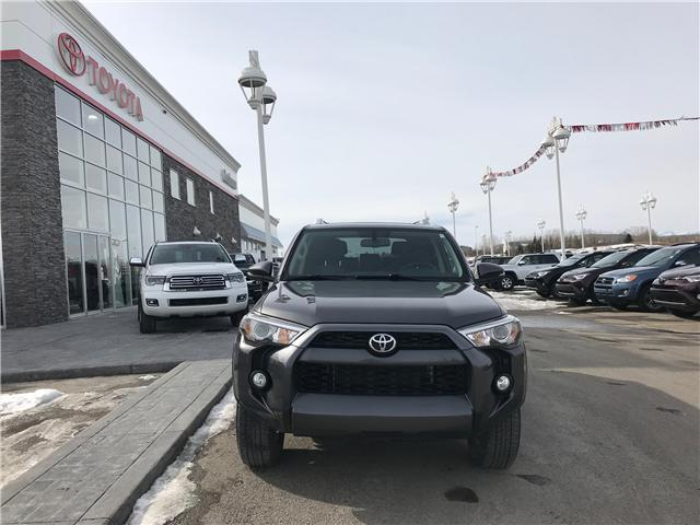 2016 Toyota 4Runner SR5 (Stk: 190157A) in Cochrane - Image 2 of 14