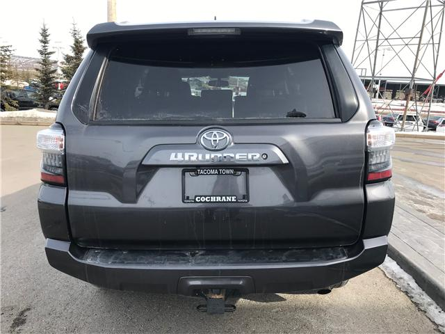 2016 Toyota 4Runner SR5 (Stk: 190157A) in Cochrane - Image 4 of 14