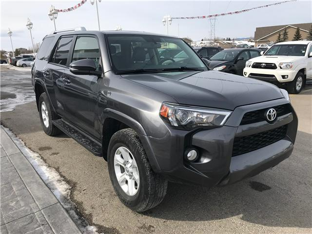 2016 Toyota 4Runner SR5 (Stk: 190157A) in Cochrane - Image 6 of 14