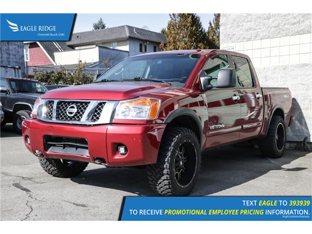2013 Nissan Titan SL (Stk: 139673) in Coquitlam - Image 1 of 4