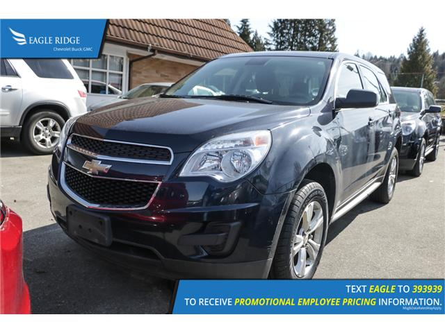 2015 Chevrolet Equinox LS (Stk: 152327) in Coquitlam - Image 1 of 4