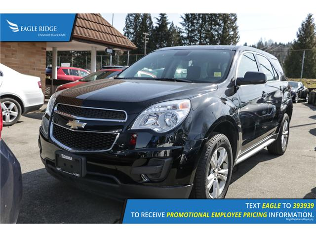 2015 Chevrolet Equinox LS (Stk: 159581) in Coquitlam - Image 1 of 4
