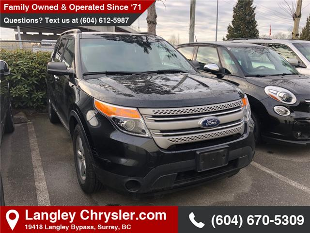 2011 Ford Explorer Base (Stk: EE901920) in Surrey - Image 1 of 1
