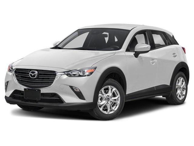 2019 Mazda CX-3 GS (Stk: 195393) in Burlington - Image 1 of 9