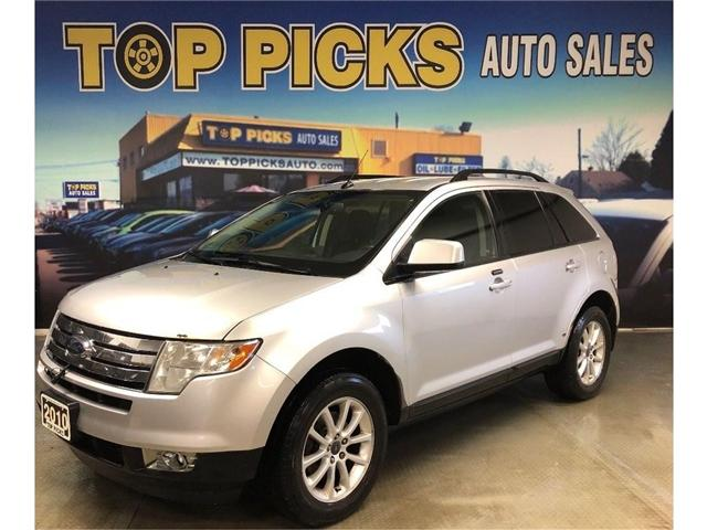 2010 Ford Edge SEL (Stk: b06883) in NORTH BAY - Image 1 of 25