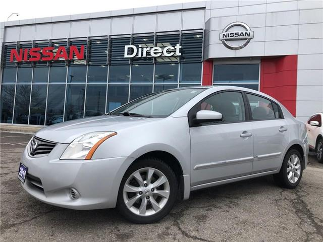 2010 Nissan Sentra 2.0 - AS IS ONLY (Stk: N3199B) in Mississauga - Image 1 of 14