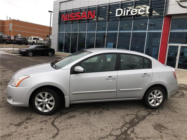 2010 Nissan Sentra 2.0 - AS IS ONLY (Stk: N3199B) in Mississauga - Image 2 of 14