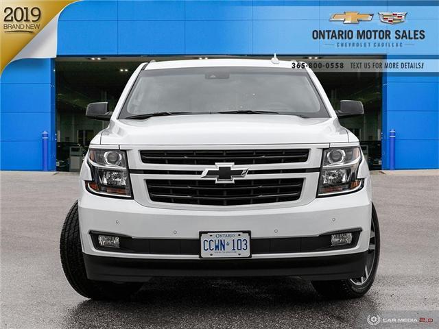 2019 Chevrolet Tahoe Premier (Stk: T9270298) in Oshawa - Image 2 of 19